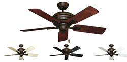 Madeira Tropical Ceiling Fan - 44
