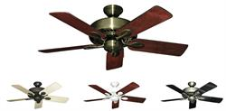 Gulf Coast - Meridian Traditional Ceiling Fan w/ 44