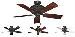 Gulf Coast - Monarch Decorative Ceiling Fan w/ 44