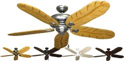 Tiara Tropical Ceiling Fan w/ 58