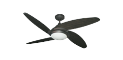 Tuscan 52 inch Ceiling Fan in Oil Rubbed Bronze