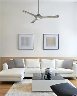 60 inch Woody Ceiling Fan - Graphite Finish by Modern Forms