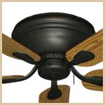 Stratus Traditional Ceiling Fan